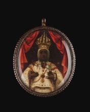 A medallion