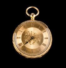 A Romantic pocket watch