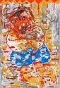 Contemporary Works of Art by: Gerard Quenum, Gerard Quenum, Click for value