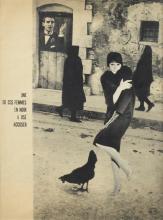 Georges HUGNET - « UNE DE CES FEMMES EN NOIR A OSÉ ACCUSER »,