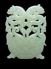 Celadon Jade Openwork