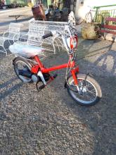 1970's Moped.