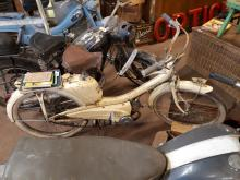 1960's Mobylette moped.