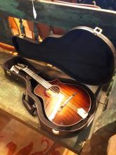 Tanglewood Top Model mandolin.