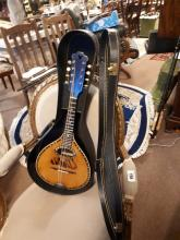 Very rare Augher Windsor mandolin.
