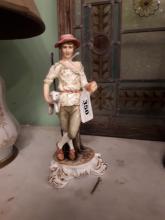 Royal Doulton figure Tiny Tim and Royal Doulton figure Tinker Bell HN 80037