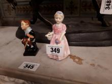 Royal Crown Derby English Bone China figurine.