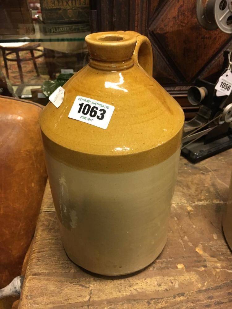 Gallon Whiskey Jar