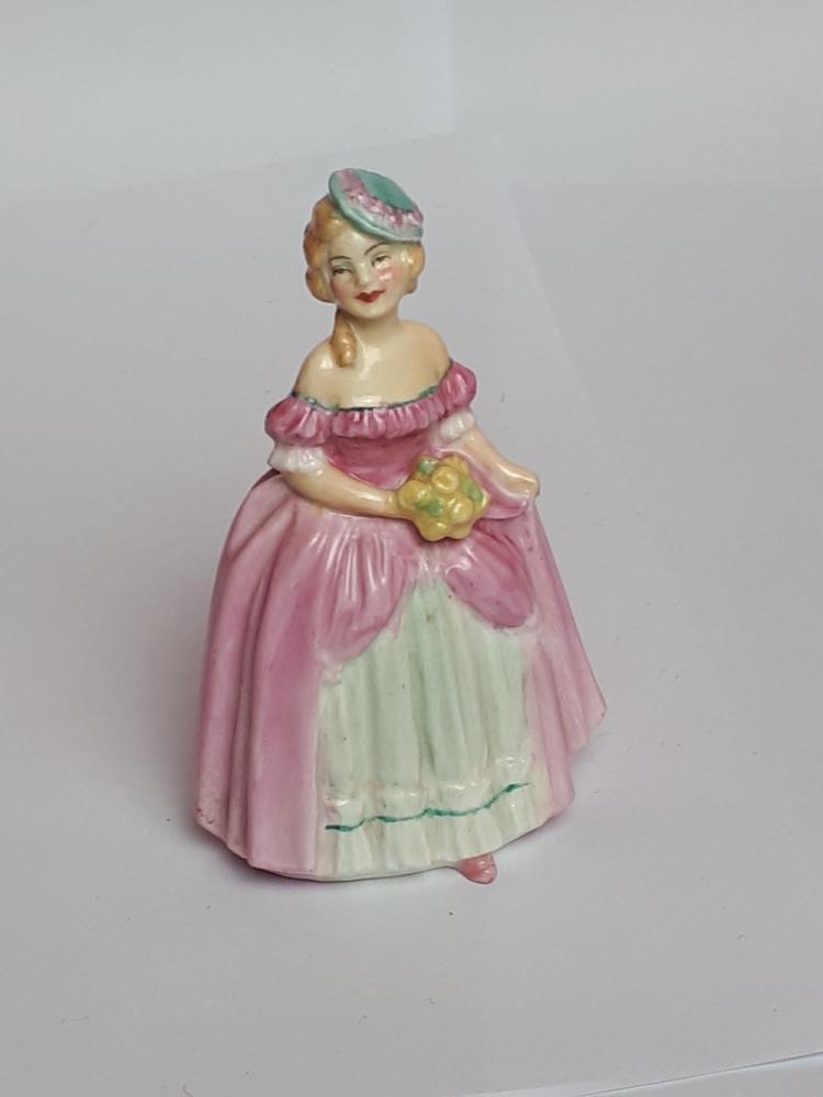 20th c royal doulton figurine dainty may m 73 10 1cm h