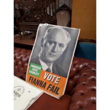 VOTE FIANNA FAIL poster.