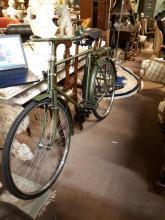 1930's Army bike.