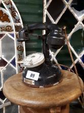 1940's telephone.