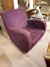 Pair of 1970's Retro armchairs.