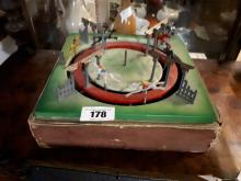 Early 20th. C. horse racing game.