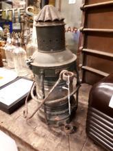 19th. C. metal ship's lantern
