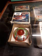 UFO Flying Saucer in original box.