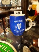 Draught Guinness Carleton ware mug.
