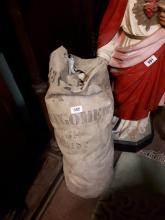 Irish Guards kit bag.