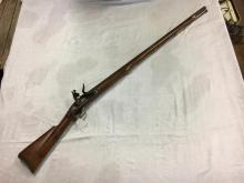 19th. C. TOWER Dublin Castle flintlock rifle.