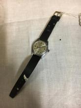 Swiss Speed ace Airman wrist watch.