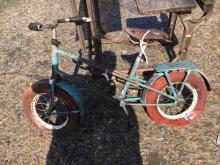 Circus bicycle.