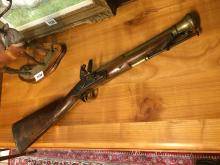 19th. C. Tyrone Militia blunderbuss from the battle of the Diamond Co.Armagh 1795.