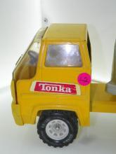 1970 TONKA SHELL TURBINE CAB TRACTOR & TRAILER
