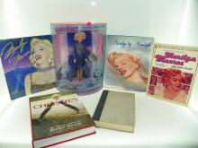 6 PC MARILYN MONROE LOT INCLUDING SPECTACULAR SHOW GIRL