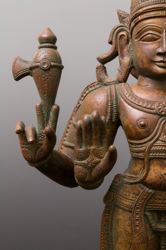 an overview of the sculpture of shiva in natarija form It is a bronze shiva nataraja or lord of the dance, made toward the end of the 10th century ad under the chola dynasty of south india  1992, on page c00033 of the national edition with the.
