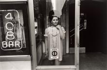 """Lee Friedlander - """"Baltimore"""", Maryland. 1968"""