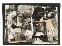 Emilio Vedova - Untitled. 1964