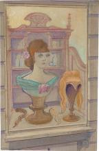 Gottfried Brockmann - Untitled. 1924