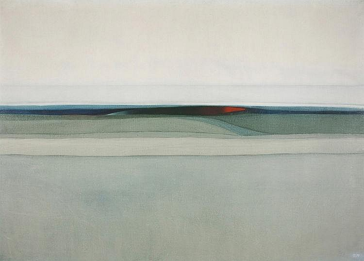 Bockelmann, Manfred 1943 - 0 Oil on canvas on masonite