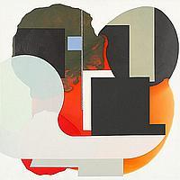 Hirsig, Stefan 1966 - 0 Acrylic on canvas