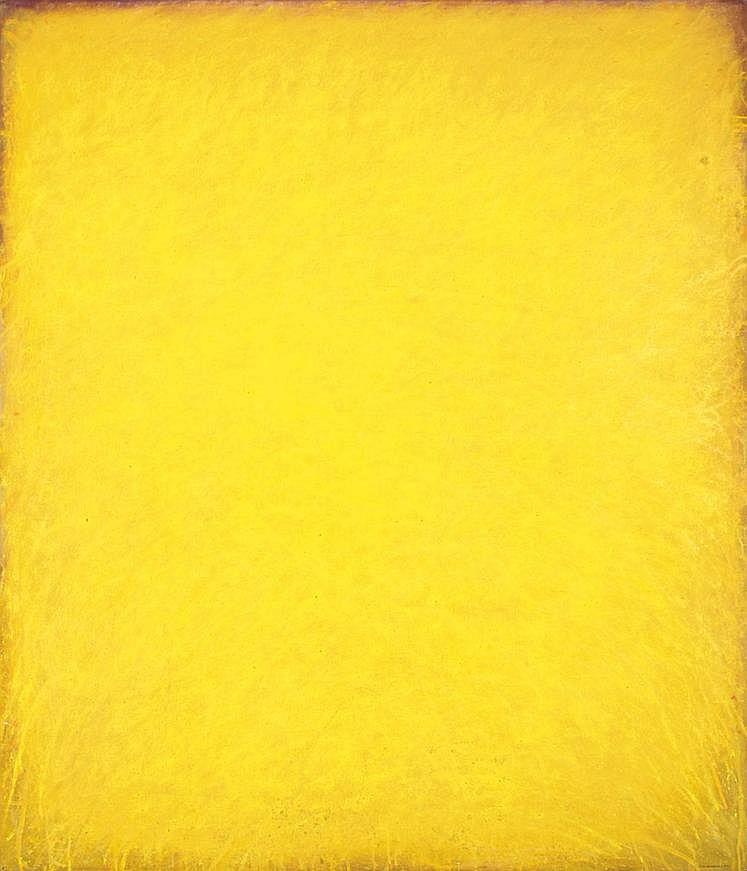 Berner, Bernd 1930 - 2002 Oil on canvas