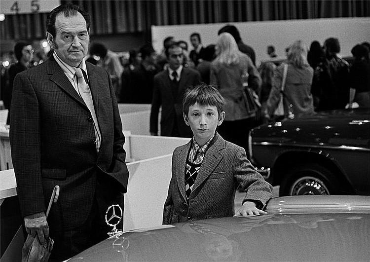 Gabriele and Helmut Nothhelfer, Vater und Sohn auf