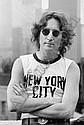"Bob Gruen New York 1946 ""JOHN LENNON, NEW YORK, Bob  Gruen, Click for value"