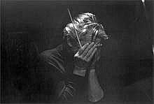 "Robert Lebeck Berlin 1929 ""KARAJAN"