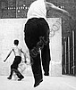 Leon Levinstein 1910 - 1988 New York HANDBALL, Leon Levinstein, Click for value