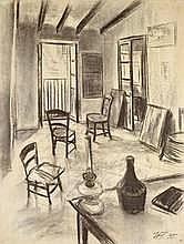 Werner Heldt Berlin 1904 - 1954 Sant' Angelo