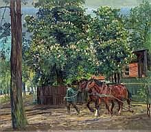 Philipp Franck Frankfurt/M. 1860 - 1944 Berlin