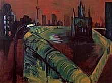 Rainer Fetting Wilhelmshaven 1949 - lebt in Berlin