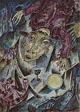 Otto Gleichmann Mainz 1887 - 1963 Hannover