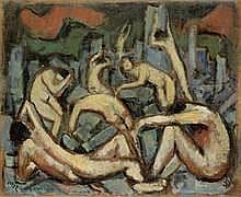 Jakob Steinhardt Zerkow/Posen 1887 - 1968