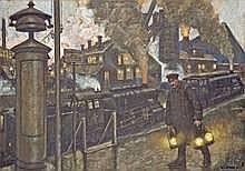 Hans Baluschek Breslau 1870 - 1935 Berlin