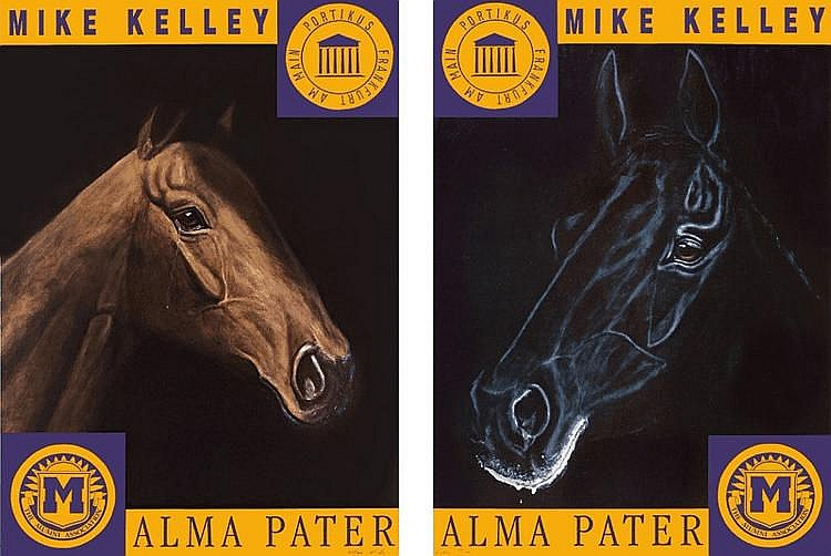 "Kelley, Mike, 1954 - 2012, ""Alma Pater"