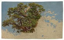 Viktor Paul Mohn - Study of a tree