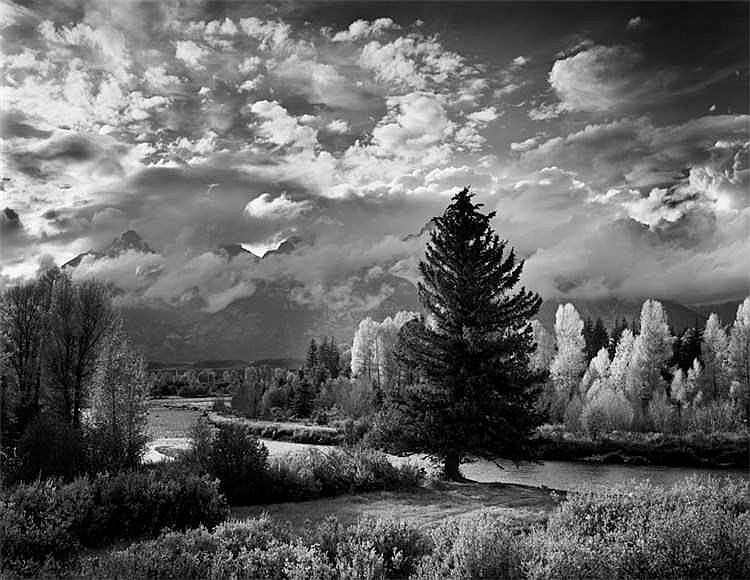 Howard Bond - The Tetons and Snake River, Wyoming
