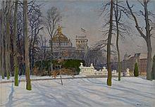 Friedrich Kallmorgen -
