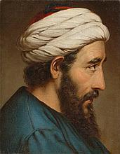 Anthony Frederick Augustus Sandys - Head of an Oriental